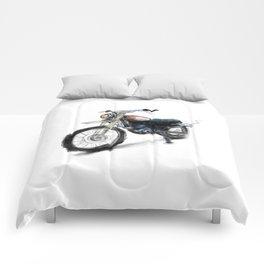 Vintage Enduro Comforters