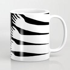 Zipper hand Mug