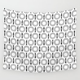 Delicious Deck: Back Design Wall Tapestry