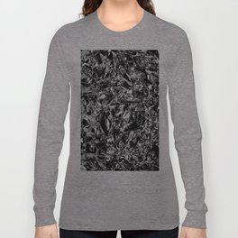 Striking Silver Long Sleeve T-shirt