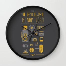 Film is not dead  Wall Clock