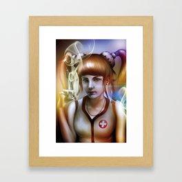 Asylum Framed Art Print