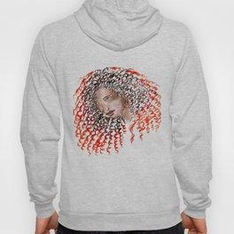 Fiery Curls Hoody