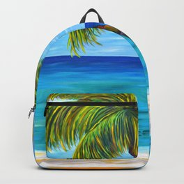 Maui Beach Day Backpack