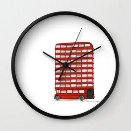 London Wall Clock