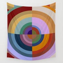 Colour Revolution ELEVEN Wall Tapestry