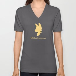 Ooboo and friends Unisex V-Neck