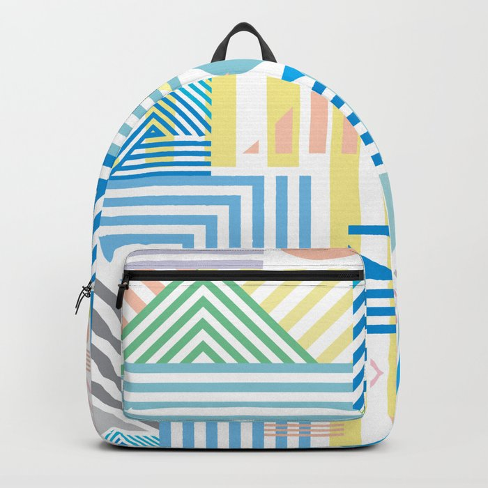 Pacific Mountains Backpack