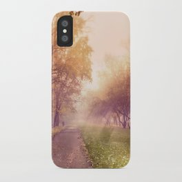 (It's) just a way home... iPhone Case