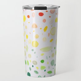 Rainbow shower Travel Mug