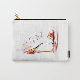 high heel Carry-All Pouch