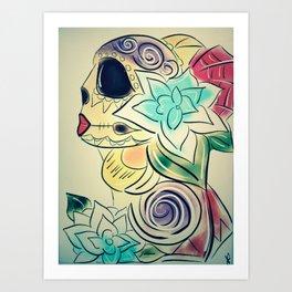 La Gitana Art Print