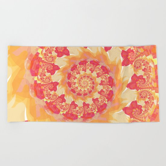 Eternal Sunshine Beach Towel