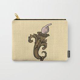 Rouen Manicule 15 C Decretum Gratiani Carry-All Pouch