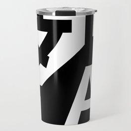 Chinesse letter Travel Mug