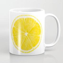 LOVE LEMON Coffee Mug