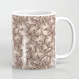 Brown plumitas Coffee Mug