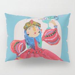 Qajar princess Pillow Sham