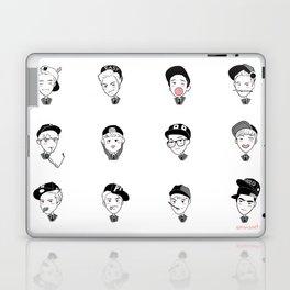 exo yearbook Laptop & iPad Skin