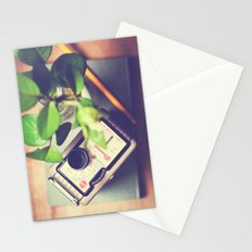 Time for thoughts and creativity Stationery Cards