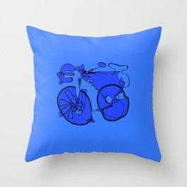 10-Speed -- Take 2 Throw Pillow