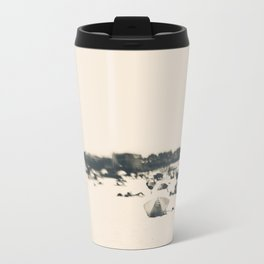 beach nostalgia Travel Mug