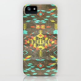 Native Aztec iPhone Case