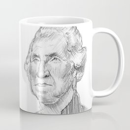 George Dissents Coffee Mug