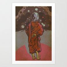 Eternal View Art Print