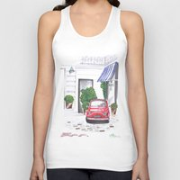 holiday Tank Tops featuring Holiday by Propellorhead