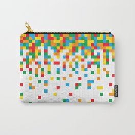 Pixel Chaos Carry-All Pouch
