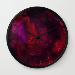 Deep 2016 Wall Clock