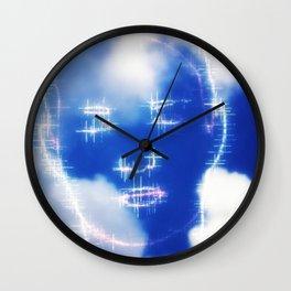 Lightheaded dreamer Wall Clock