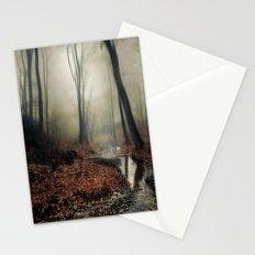 Sounds of Silence Stationery Cards
