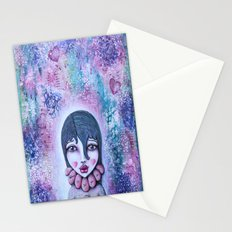 Embrace All That You Are & All That You Can Be Stationery Cards