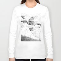 return Long Sleeve T-shirts featuring Return by vorone