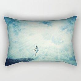 psychokinesis astral travel Rectangular Pillow