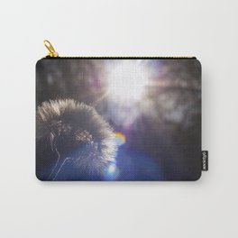 Dandelion Detail Carry-All Pouch