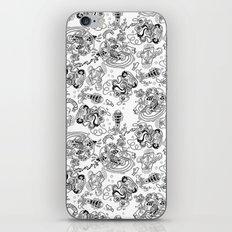 Polypus Filamentum (Pattern) iPhone & iPod Skin