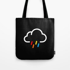 Lovely Rainy Day Tote Bag