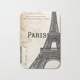 Paris Ooh La La 1 Bath Mat