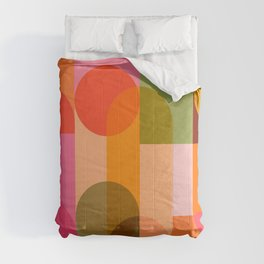 Ping Pong - brights Comforters
