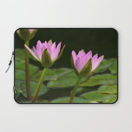 Summer At The Pond Laptop Sleeve