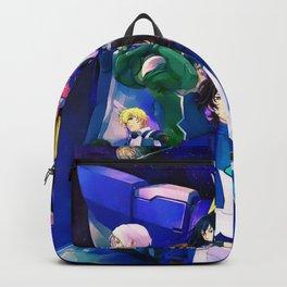 Anime Gundam Robot Mecha1498692 Backpack