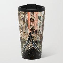 Gondola Ride Travel Mug