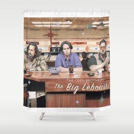 The Big Lebowski Shower Curtain