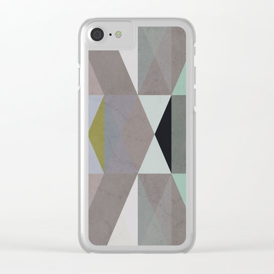 The Nordic Way X Clear iPhone Case