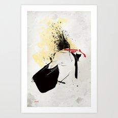 Trapjacket Art Print