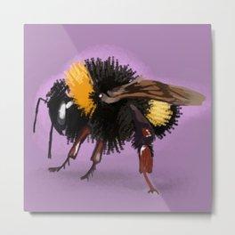 Humblebee Metal Print