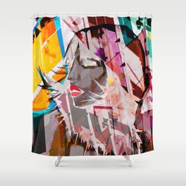Reflect yourself Shower Curtain